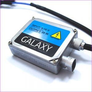 блок розжига Galaxy 9-16v 35W